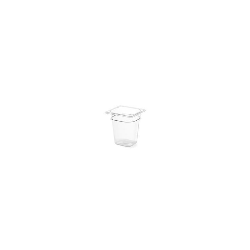 Pojemnik GN 1/6 z poliwęglanu - 6,5cm