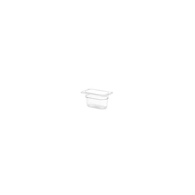 Pojemnik GN 1/9 z poliwęglanu - 10cm