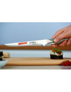 Nóż do wykrawania, elastyczny 16cm | Global G-21