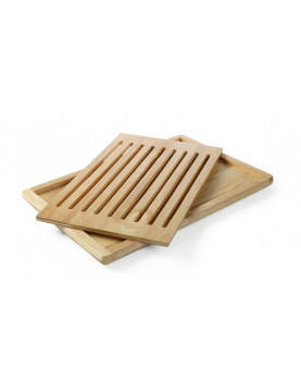 Deska do krojenia chleba z drewna bukowego