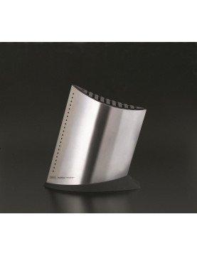 Blok na 9 noży w kształcie żaglowca – stalowy | Global