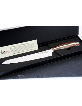 Nagomi Maru Nóż do pieczywa 21cm
