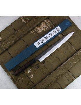 nóż Shirogami Black Oktagon...