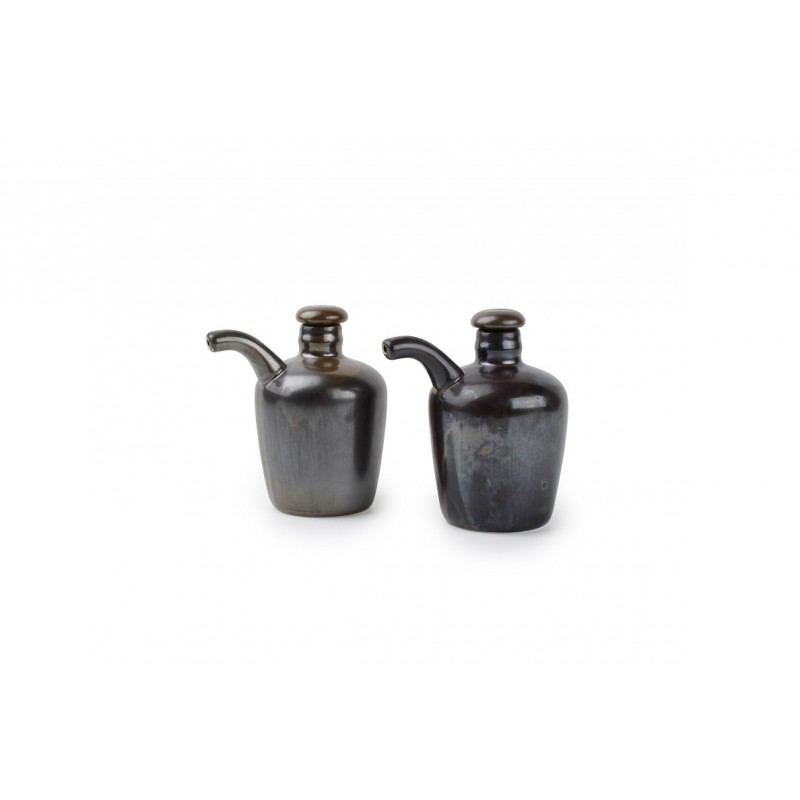 Escura butelki do octu i oliwy 160ml - zestaw