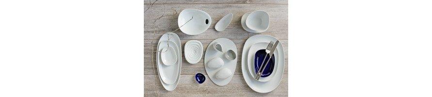 Porcelana Biała